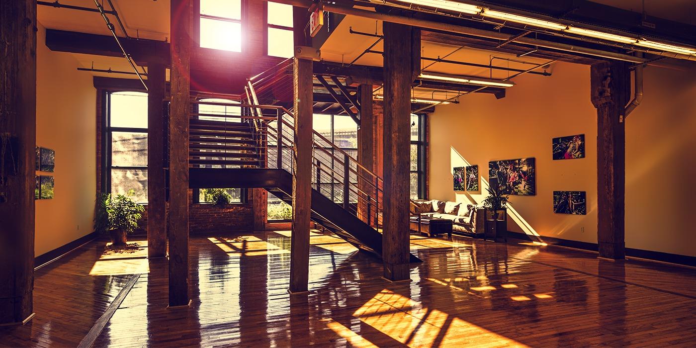 Soho STyle lofts living & working